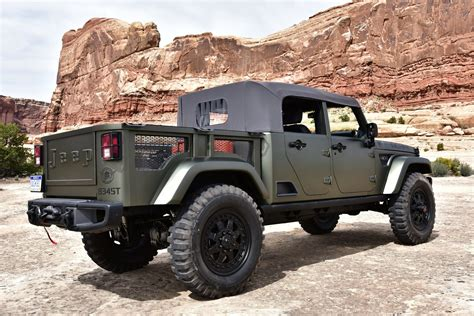 safari jeep 50th easter jeep safari jeep concept vehicles quadratec