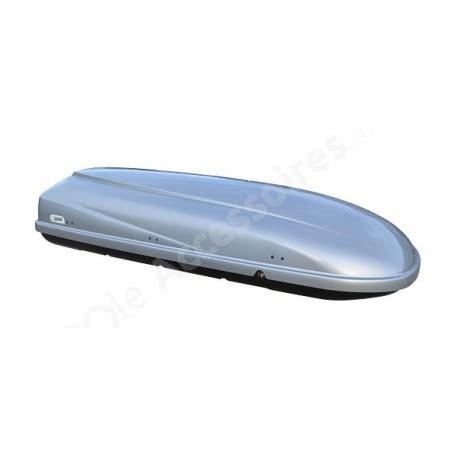 coffre de toit 480 litres travel gris pole accessoires