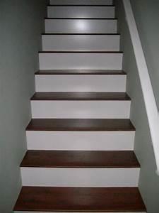 Laminate flooring home laminate flooring on stairs for Laminate flooring on stairs