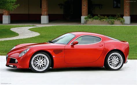 Alfa Romeo 8c Competizione Widescreen Exotic Car Picture