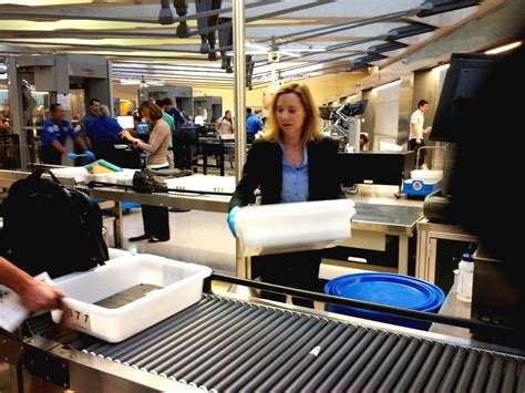 tsa help desk why it takes so to get through airport security is