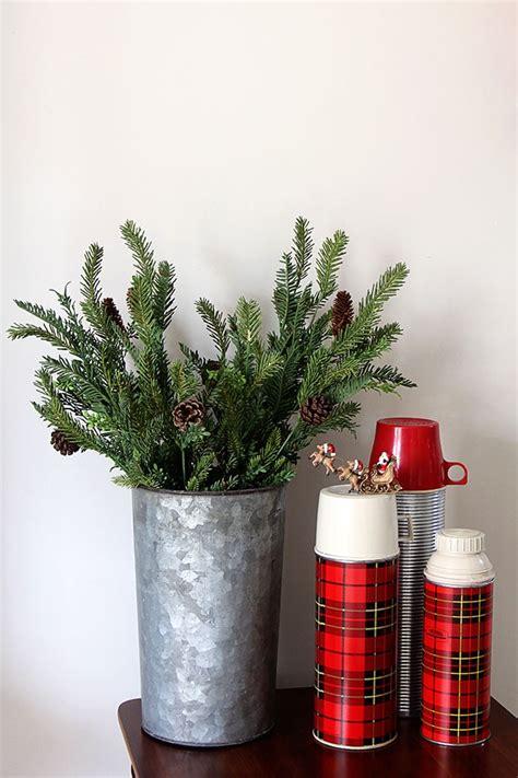 plaid christmas decor ideas   holidays house