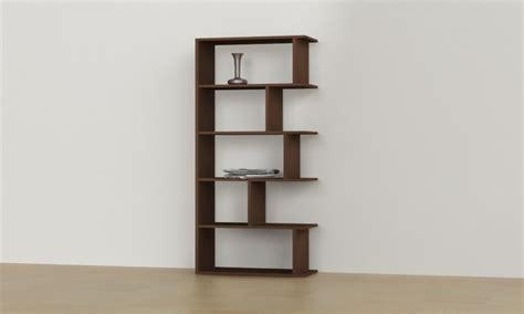 Contemporary Corner Bookcase by Wenge Bookcase Modern Corner Bookshelf Contemporary