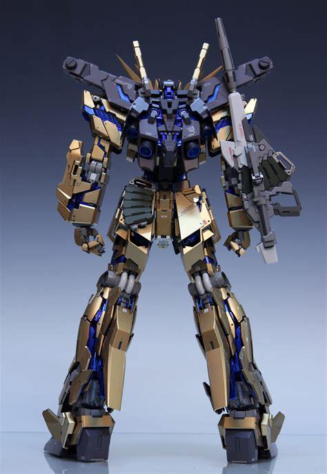 Raglan Gundam Gundam 03 gundam pg 1 60 unicorn gundam 03 phenex customized