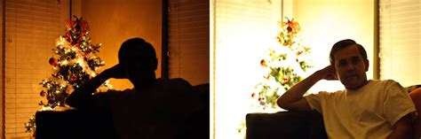 how to photograph christmas lights indoors indoor portraits with a tree in the background