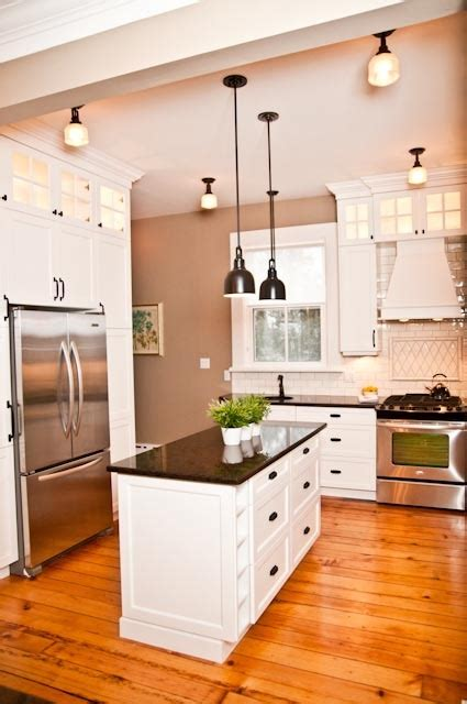 repainted kitchen cabinets kitchen reno in 1860 s home featuring cambria s wellington 1860