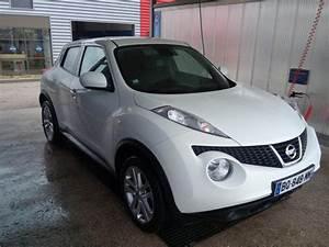 Nissan Juke Blanc : troc echange nissan juke tekna blanc 1 5 dci sur france ~ Gottalentnigeria.com Avis de Voitures
