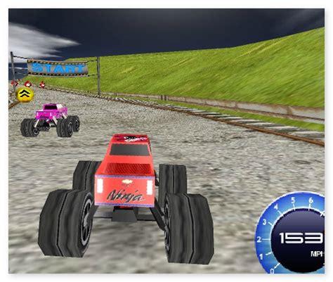 play monster truck racing games play monster truck daredevil game car games loadingwx