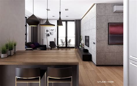 Apartment Living For The Modern Minimalist by Apartment Living For The Modern Minimalist