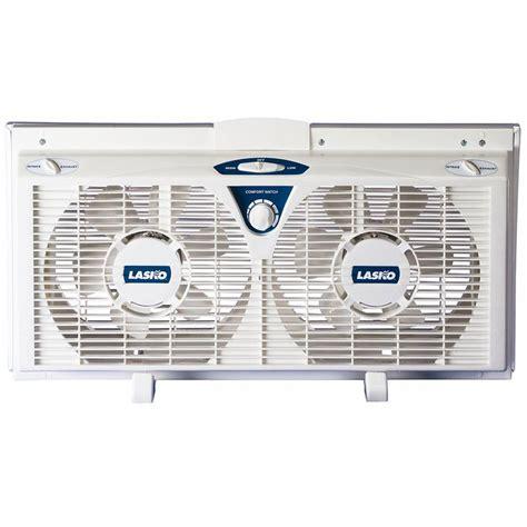 window exhaust fan home depot shop lasko 8 in 2 speed window fan at lowes com
