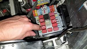 2018 Ram Promaster Starter Relay  U0026 Fuse  Fuel Pump Relay