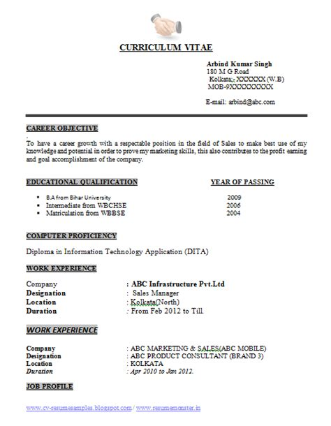 personal details in resume pdf 10000 cv and resume sles with free ba resume format