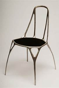 Sculptural Chairs Inspired by Art by Benjamin Nordsmark ...