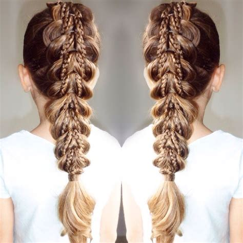 144 best Hairstyle images on Pinterest   Fishtail braids