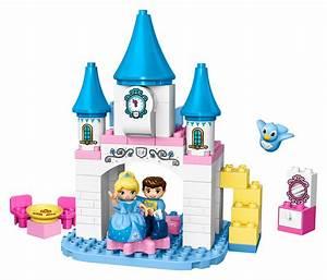 Lego Bausteine Groß : lego duplo 10855 cinderellas m rchenschloss disney spielzeug mit gro en bausteine ~ Orissabook.com Haus und Dekorationen