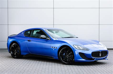 used maserati granturismo used 2016 maserati granturismo sport for sale in swindon