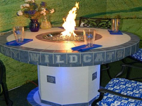 how to build a propane pit table how to make a tabletop pit pit design ideas