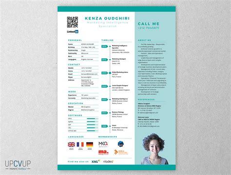 Curriculum Vitae Template Marketing by Marketing Intelligence Specialist Resume Upcvup