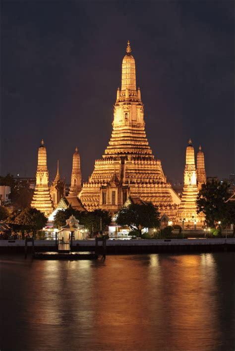 temples  bangkok thailand