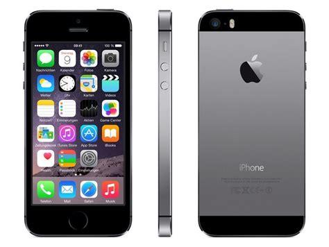 iphone 5s gebraucht ohne vertrag apple iphone 5s 32gb ohne vertrag und ohne simlock grau