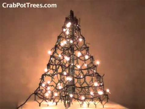 Crab Pot  Ee  Christmas Ee    Ee  Trees Ee  Ler Tree Youtube