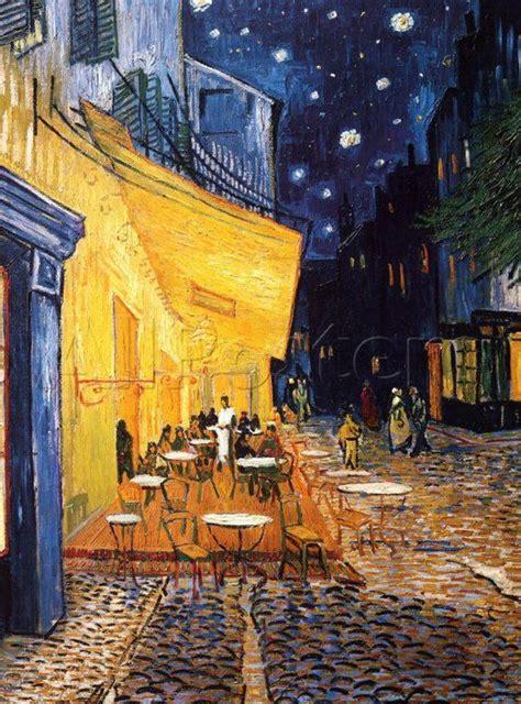 la cuisine de vincent cafe terrace at vincent gogh stuff