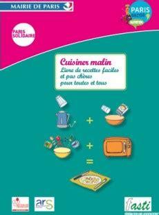 cuisiner équilibré un livret de recettes gratuit pour cuisiner équilibré et