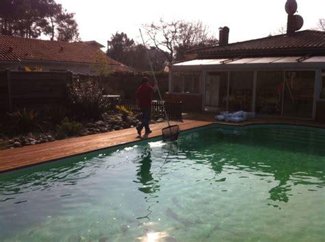 eau verte bassin exterieur comment rattraper une eau verte construction et r 233 novation de piscine bassin d arcachon