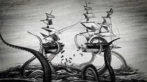 Kraken Wallpapers - Wallpaper Cave