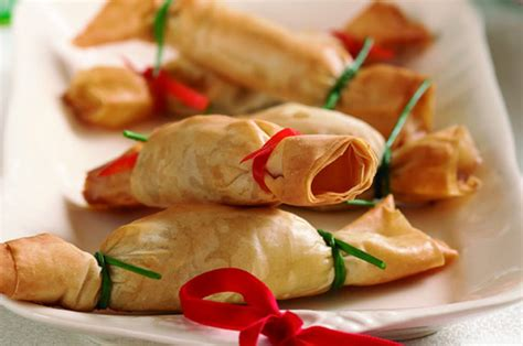easy canapes and nibbles canape crackers recipe crackers