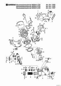 Gardena 4000 4 Bedienungsanleitung : gardena wassertechnik pumpen hauswasserautomat 4000 4 lcd ~ Lizthompson.info Haus und Dekorationen