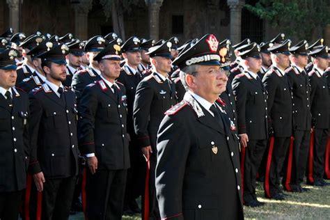 concorso interno maresciallo esercito carabinieri 210 nuovi marescialli pronti al comando