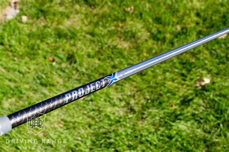 project  pxi iron shaft review driving range heroes