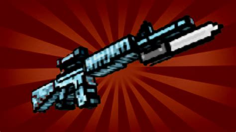 pixel ly 3d weapons