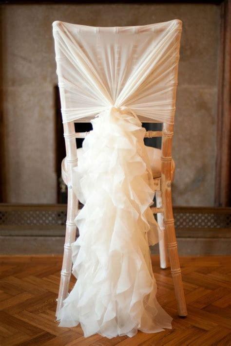housse de chaise blanche on vous présente la housse de chaise mariage en 53 photos