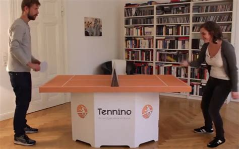 misura tavolo ping pong un tavolo da ping pong in cartone per l ufficio darlin