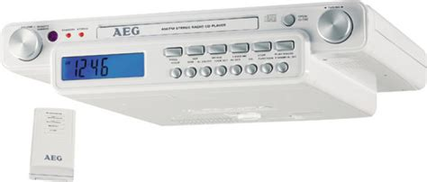 radio cuisine lidl aeg 95000023 à 53 90 radio encastrable pour cuisine