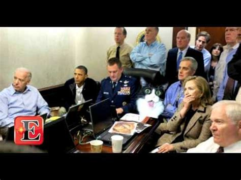Situation Room Meme - the situation room meme the shortest route from bin laden to lulz youtube