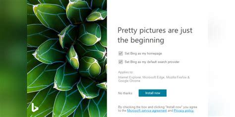 neue app von microsoft macht bing wallpaper zum windows