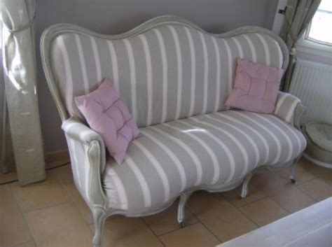 relooker un canapé en tissu photos canapé ancien relooké