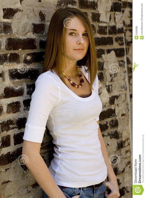 Teen Fashion Model Royalty Free Stock Image Image 2436386