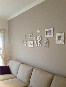 Zwei Wände Farbig Streichen : home impressions new livingroom color ~ Markanthonyermac.com Haus und Dekorationen