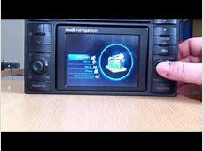 Audi RNS D Navigation Plus YouTube
