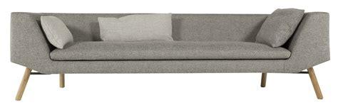 canapé 240 cm canapé droit combine 3 places l 240 cm gris