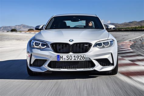 2019 bmw m2 competition first ever 405 hp rocket arrives mid 2018