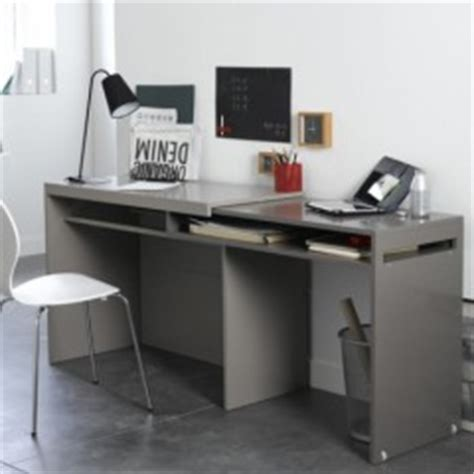 bureau avec plateau coulissant mot clé bureau verre décorer