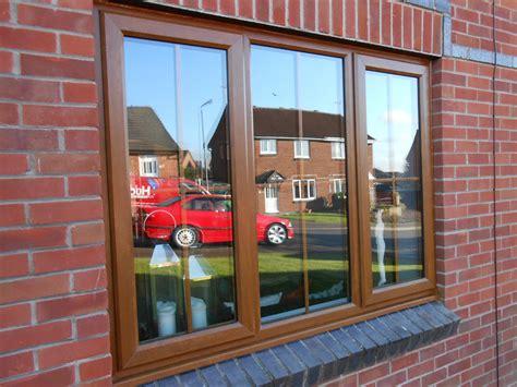 ilkeston rosewood  oak woodgrain windows gallery