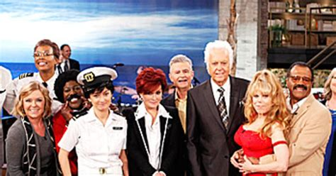 Love Boat Reunion by Love Boat Reunion Gavin Macleod Cast Reunite On The Talk