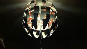 Lampe Etoile Ikea : l 39 toile noire star wars chez ikea youtube ~ Teatrodelosmanantiales.com Idées de Décoration