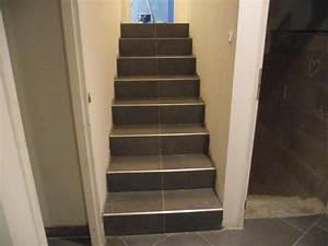 Pose Carrelage Sur Carrelage : pose carrelage sur escalier ~ Dailycaller-alerts.com Idées de Décoration